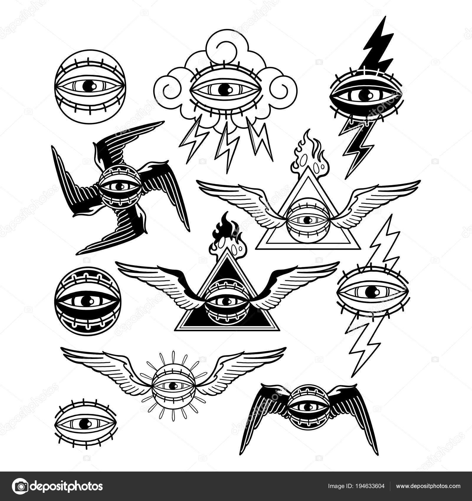 Imágenes Illuminati Para Colorear Colección Gráfica De