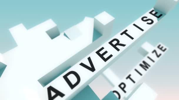 Online Marketing Words