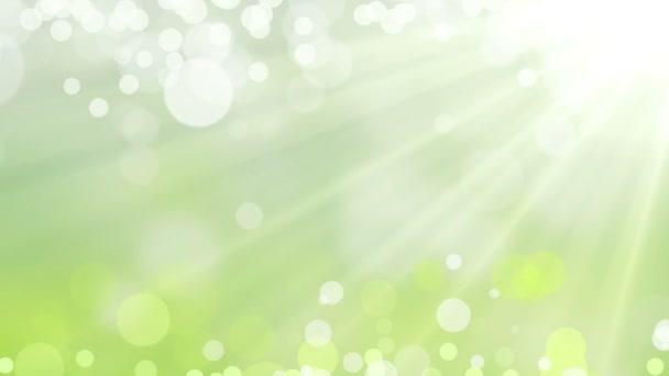 Zelený bílý lesk pozadí