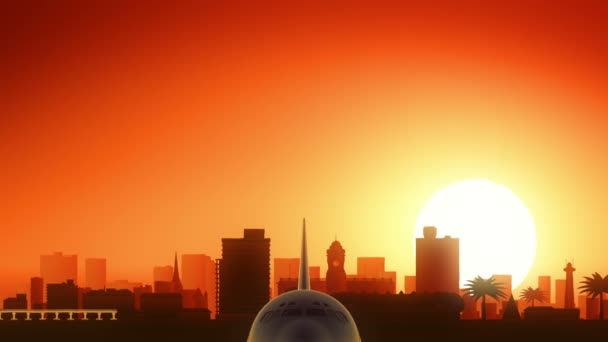 Port Elizabeth South Africa Skyline