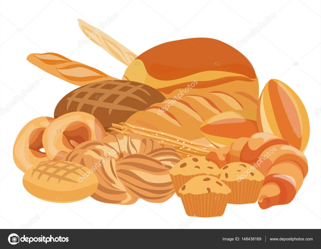 Imágenes: Panaderia Y Pasteleria Animadas
