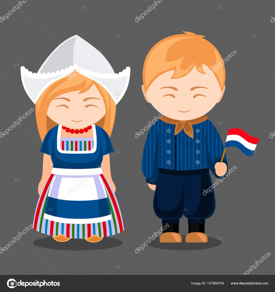 Netherlands National Costume