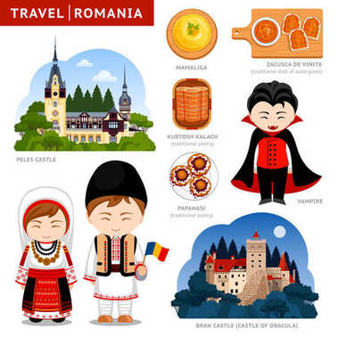 Travel to Romania