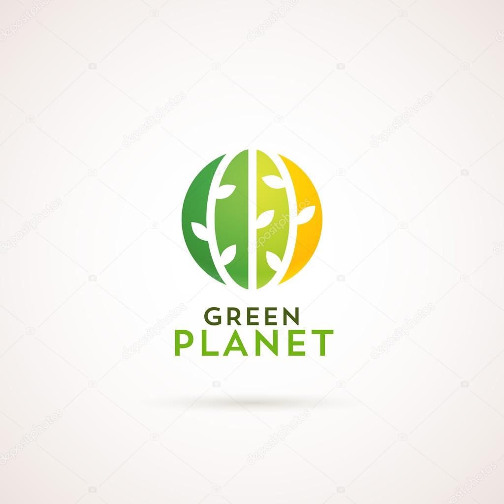 Green Planet label.