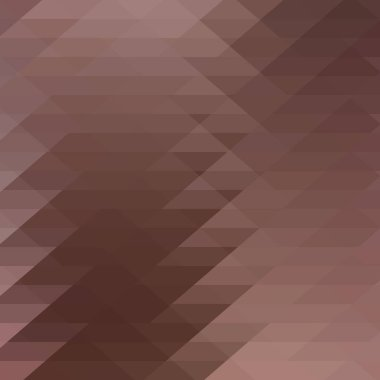 Geometric triangular background with gradient. New design for your business cards, invitations, calendars, ad, banners, posters, presentations, print, flyers Vector illustration