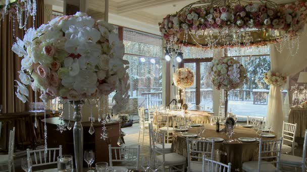 Luxirious Restaurace pro svatební hostinu