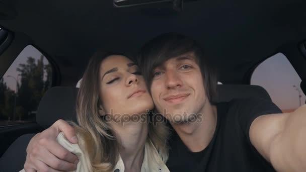Юноша и девушка любовь видео