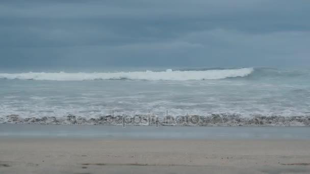 Oceánské pohled s velké vlny na Bali, Časosběr