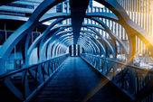 a városkép Shenzhen Footbridge