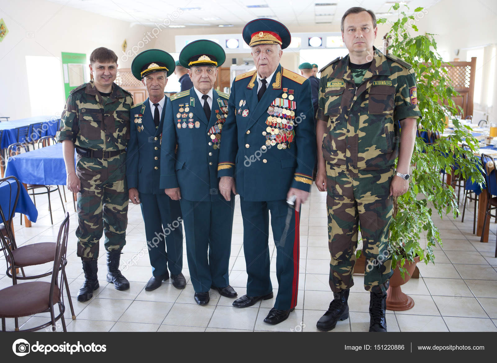 Sınır muhafızlarının günü