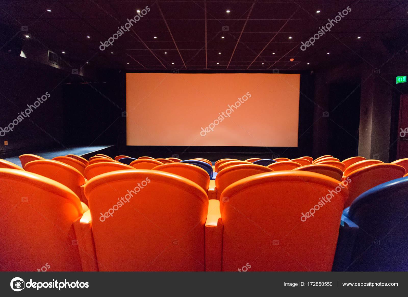 Sala Cinema Privada Hotel Londres Stock Photo Ingus Kruklitis  -> Imagem De Sala De Cinema