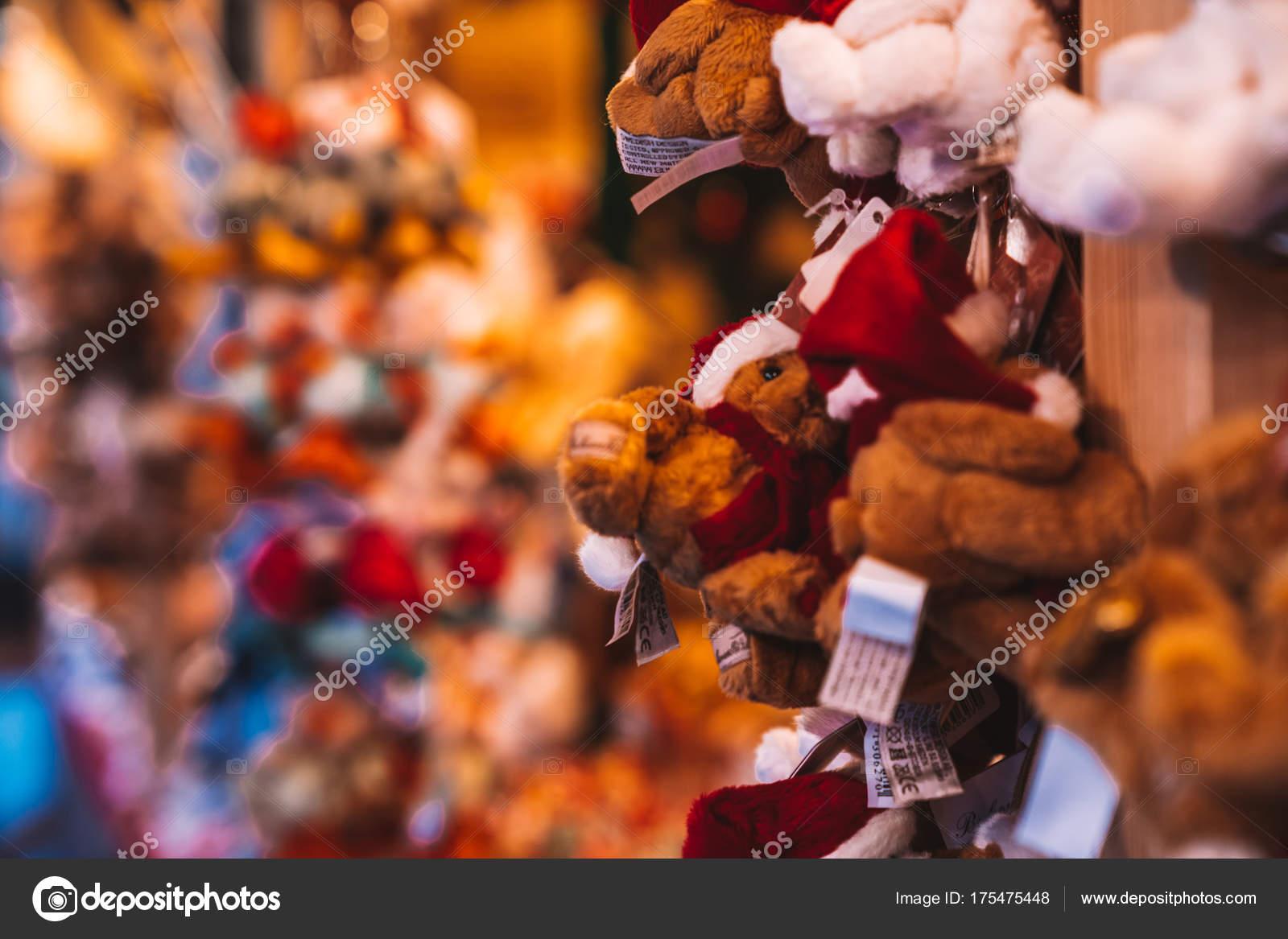Weihnachtsmarkt Frankfurt Am Main.Süße Weihnachten Spielzeug Und Geschenke Und Den Weihnachtsmarkt