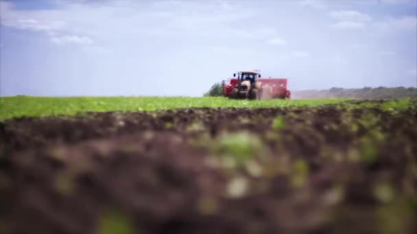 Oblasti zemědělství a traktor