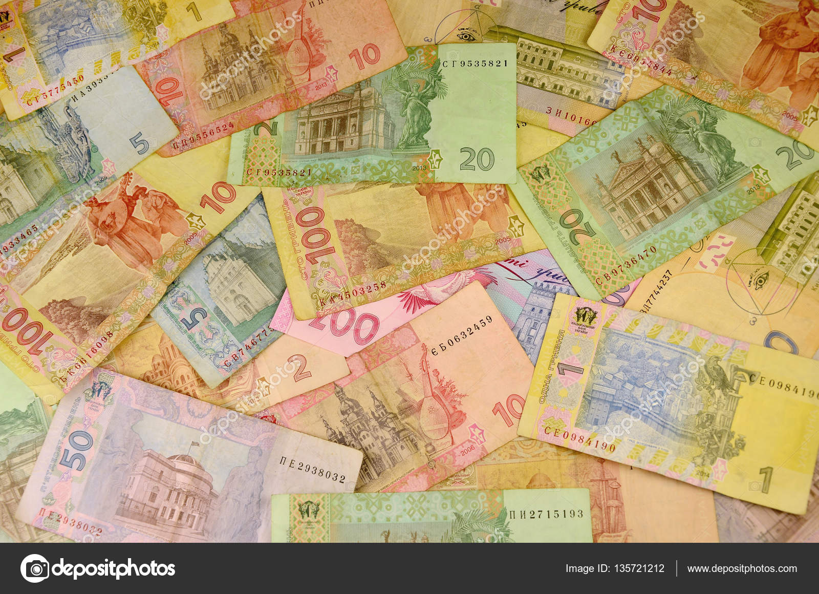 UAH - bu para nedir Ukraynanın ulusal para birimi