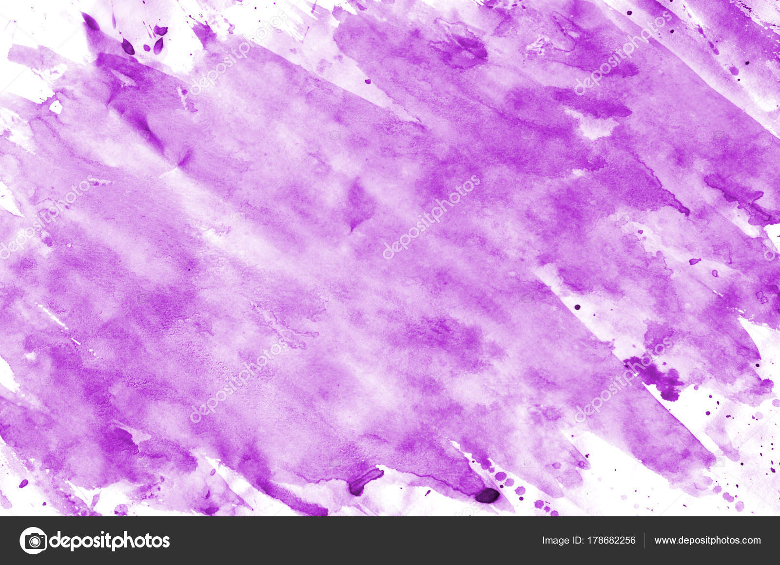 Abstrakte Aquarell Hintergrundbild Der Gemischten Bunten Flecken Der