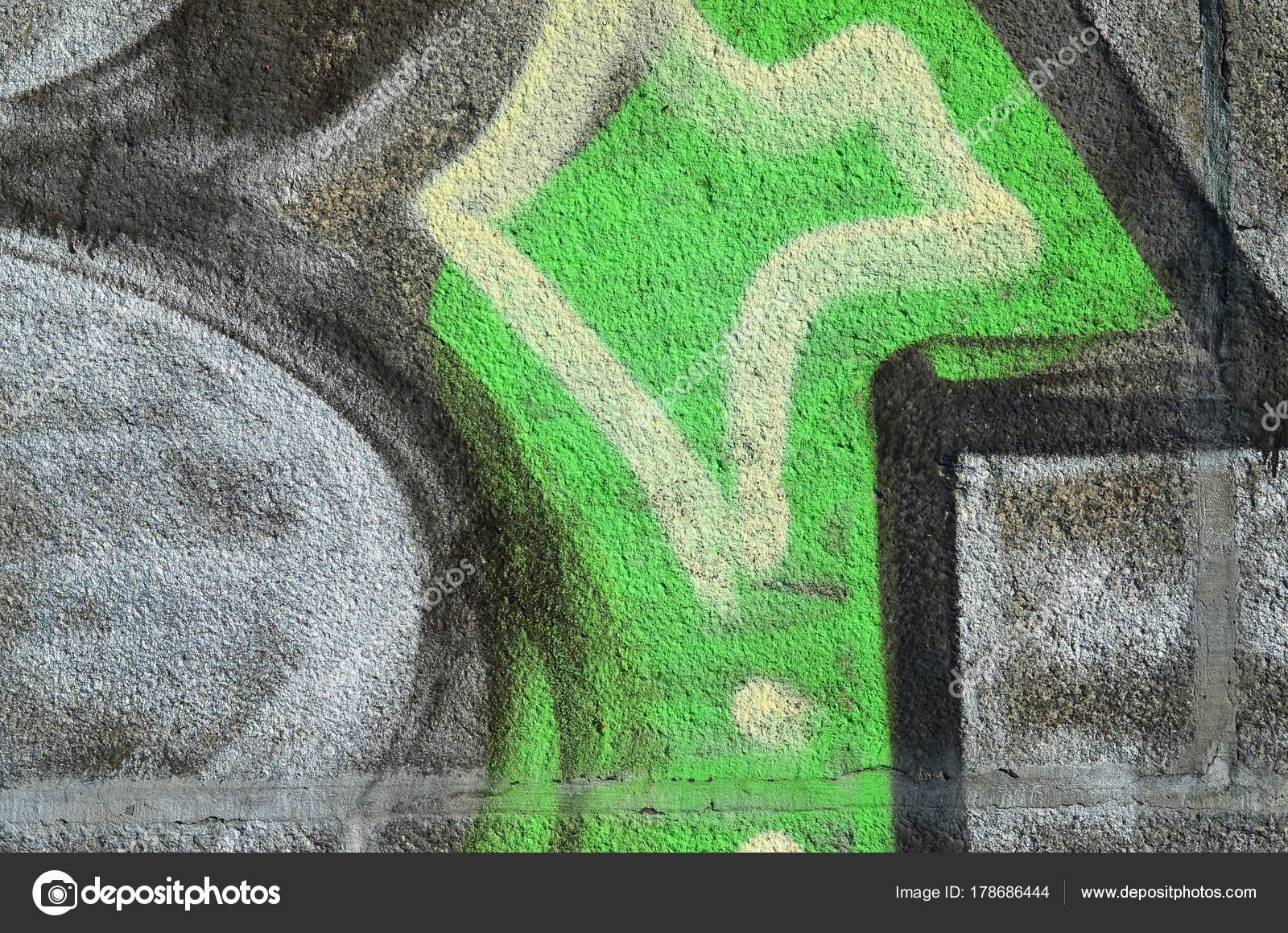 Peinture Mur Usé Patiné Béton Endommagé Surface Béton Grungy