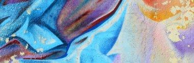 """Картина, постер, плакат, фотообои """"абстрактные граффити на бетонной стене. фоновая текстура абстракция все"""", артикул 190491652"""