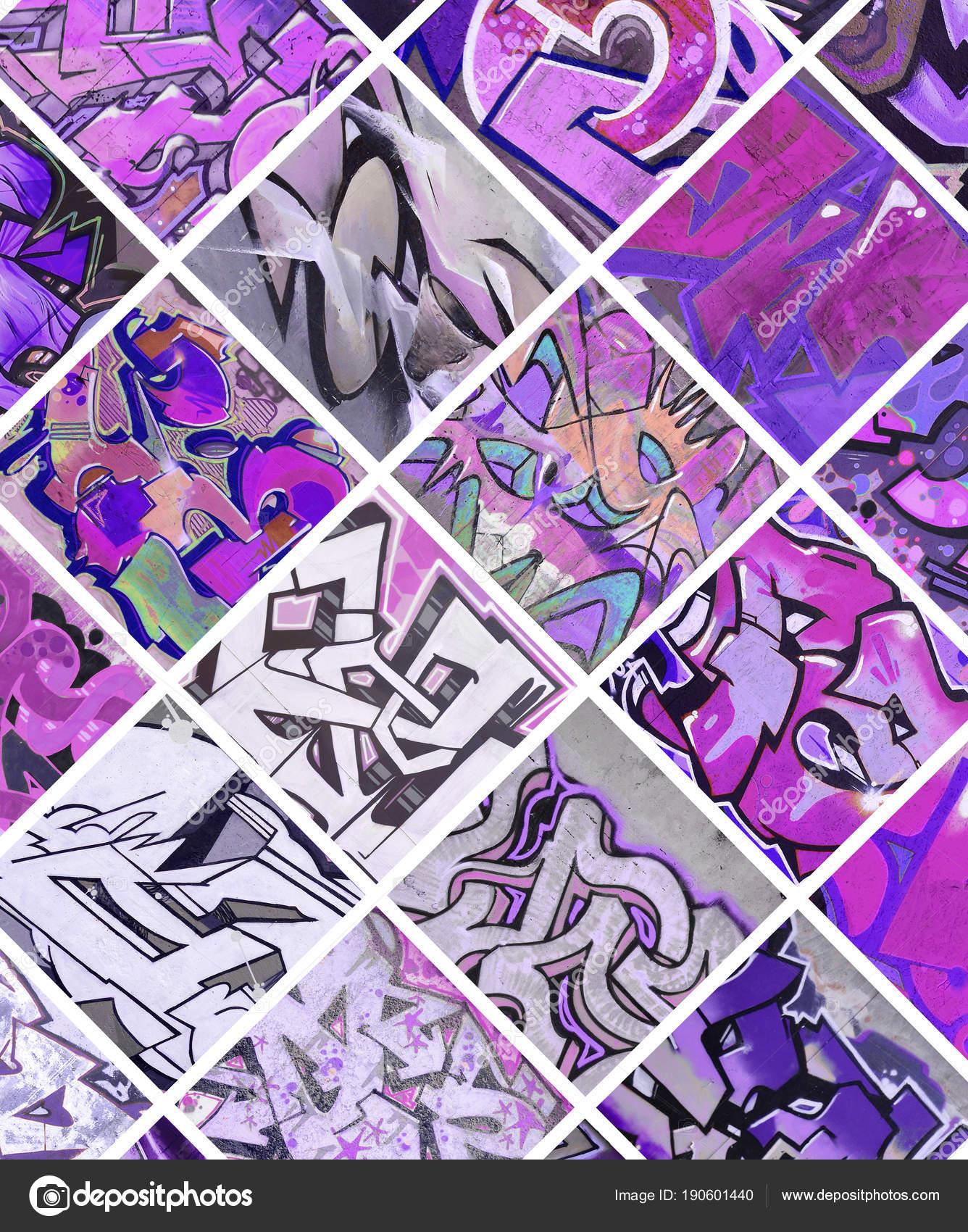 Graffiti Small Set