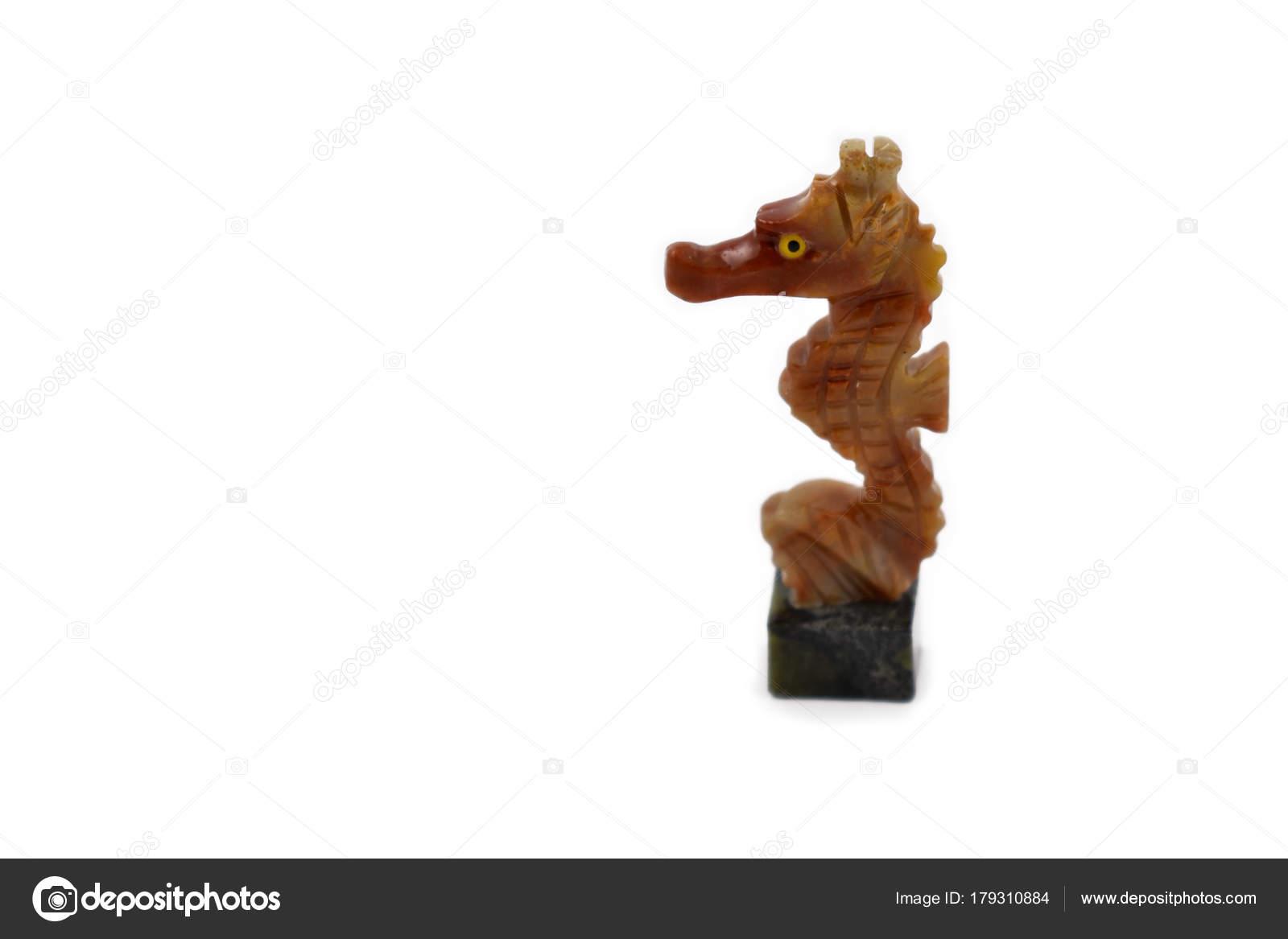 Seepferdchen Statue Archivbilder Seepferdchen Isoliert Auf Einem ...