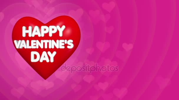Awesome Marvelous Happy Valentine Day Video Contemporary ...