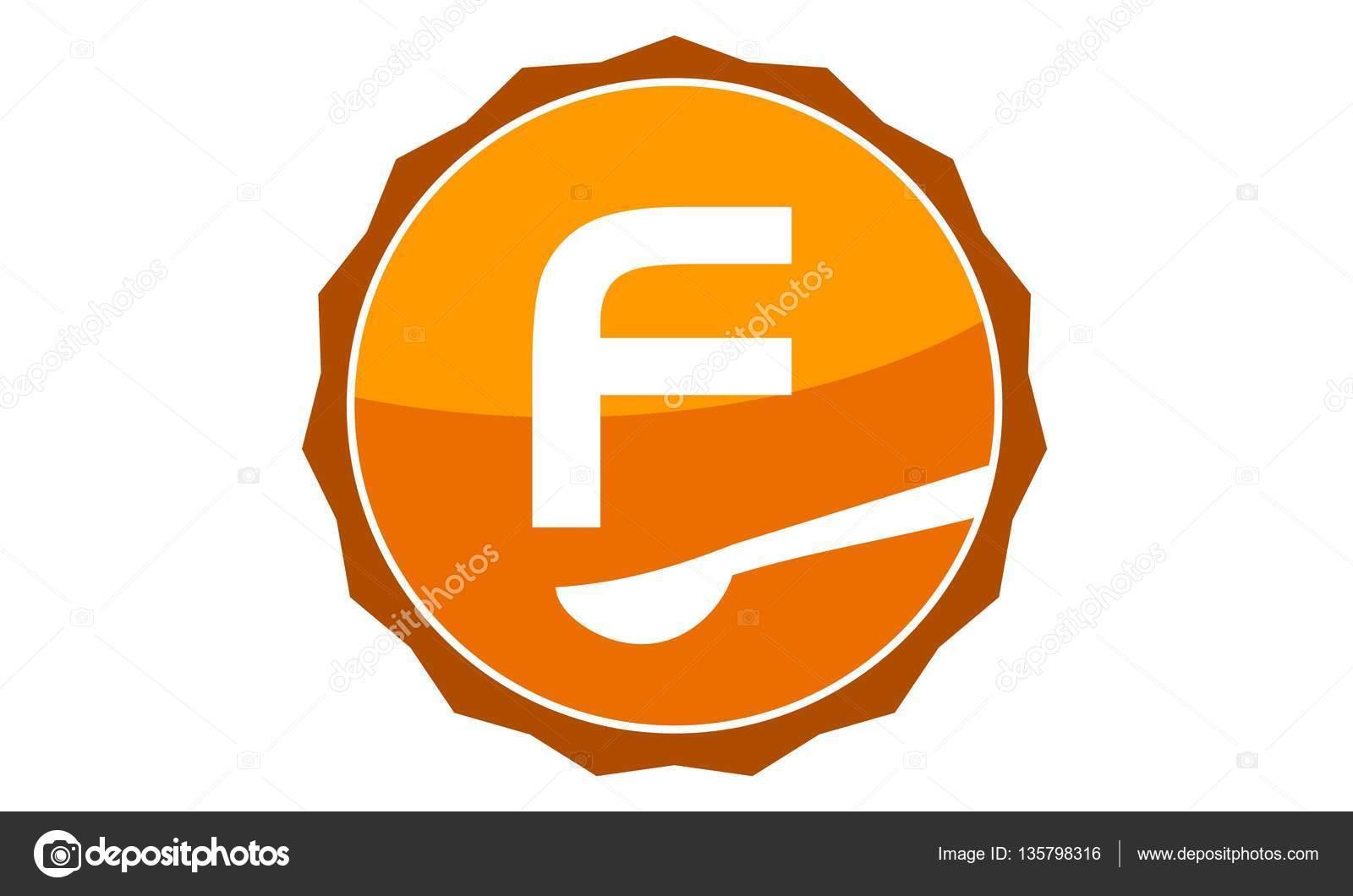 6b7563fdb0 Best Restaurant Spoon Letter F — Stock Vector © alluranet #135798316