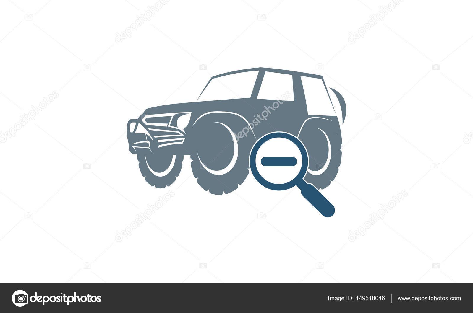 Adventure Car Search — Stock Vector © alluranet #149518046