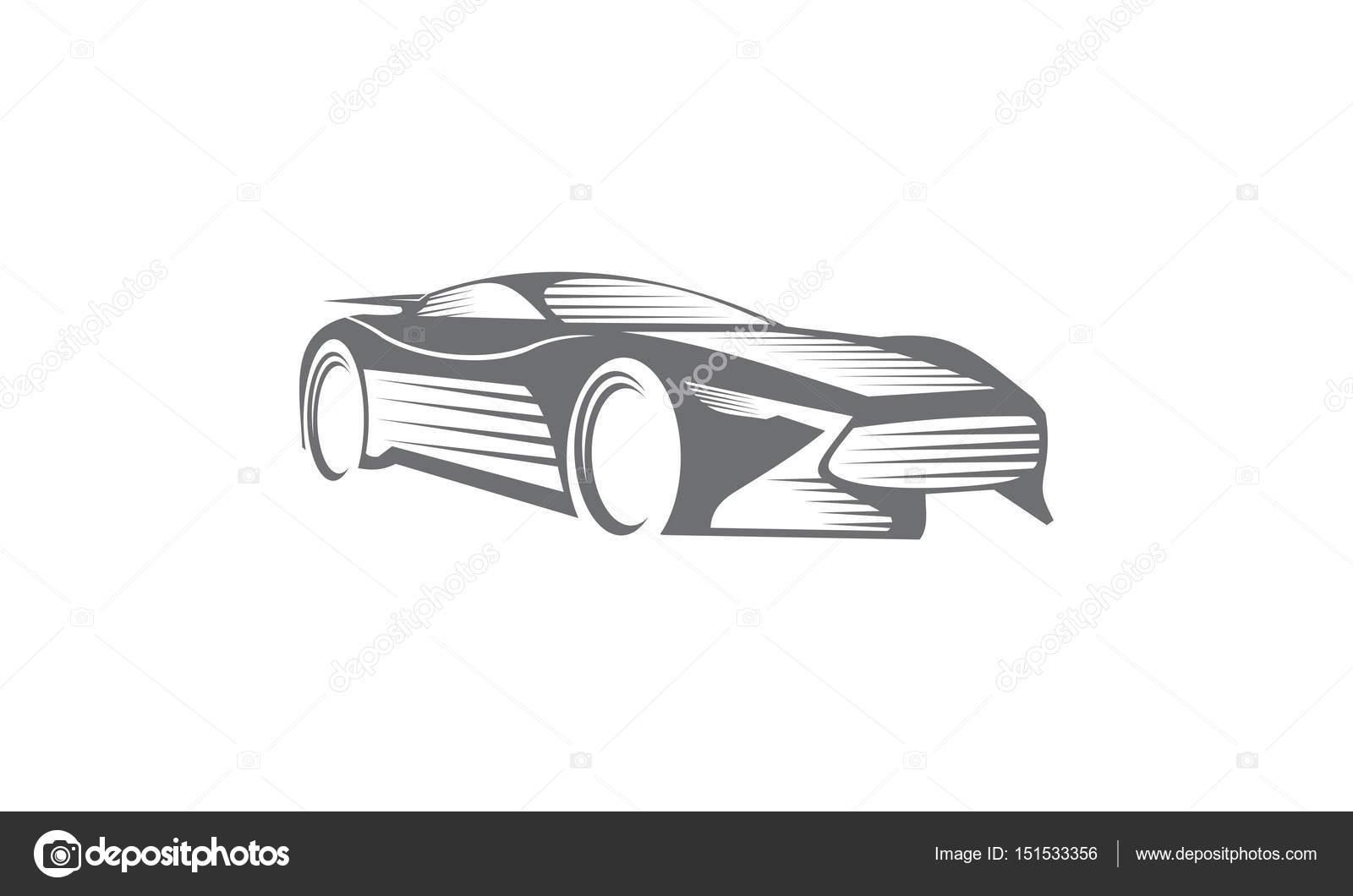 Plantilla de logotipo de coche — Foto de stock © alluranet #151533356