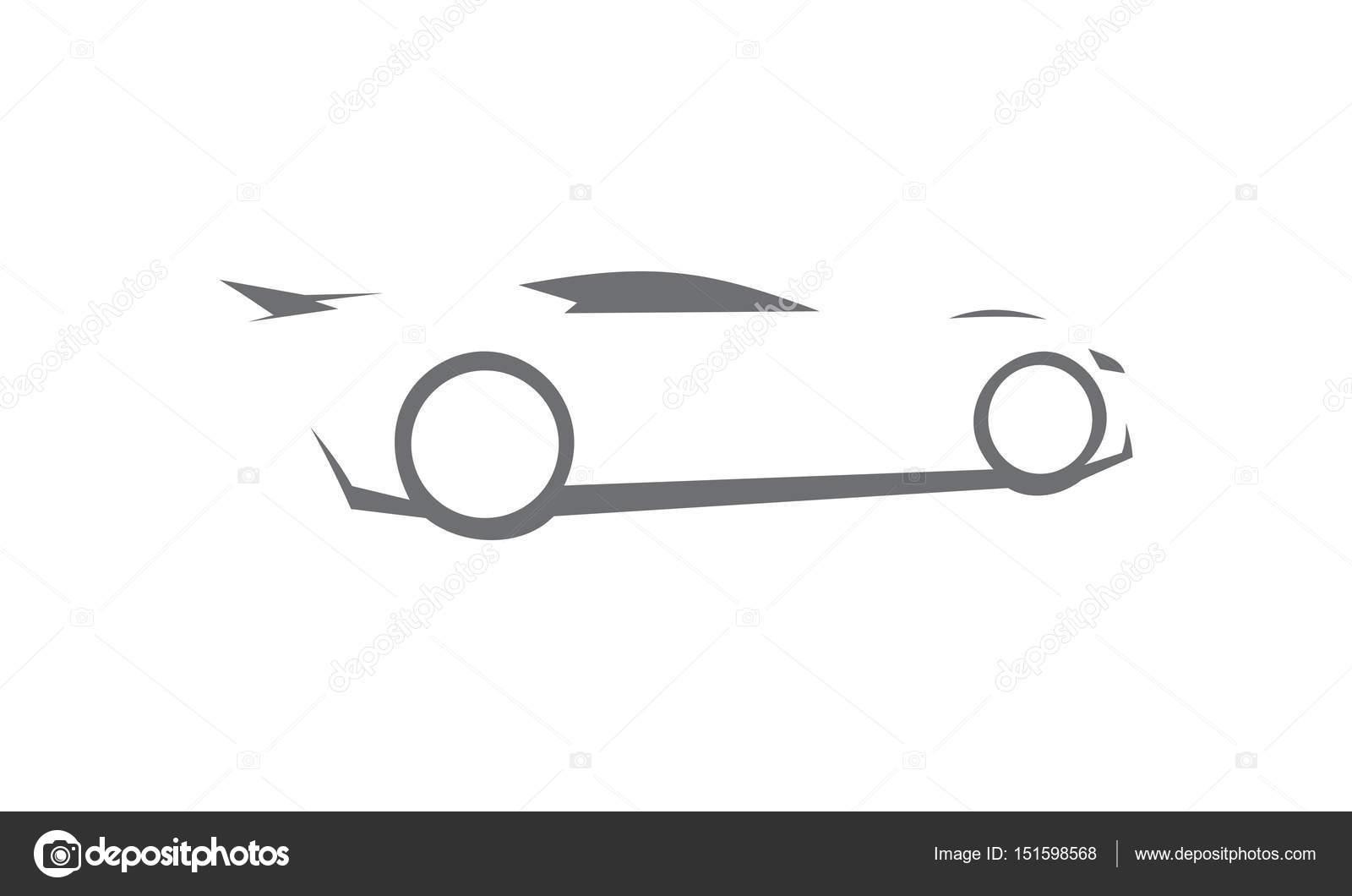 Plantilla de logotipo de coche — Foto de stock © alluranet #151598568