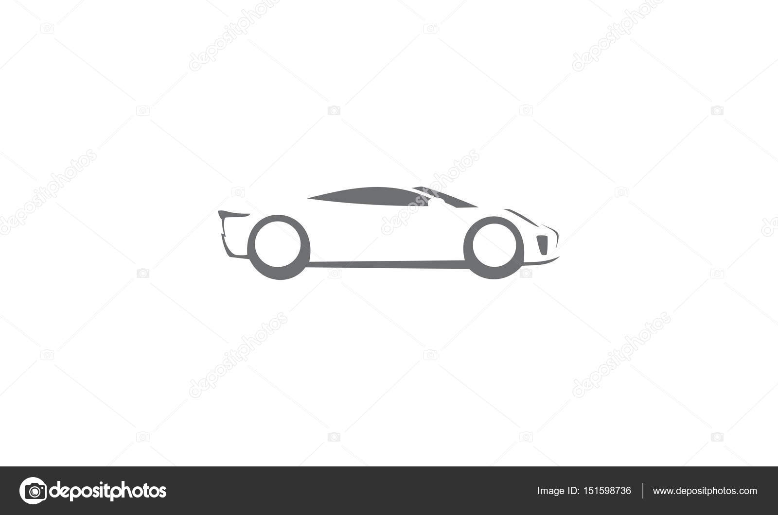 Plantilla de logotipo de coche — Foto de stock © alluranet #151598736