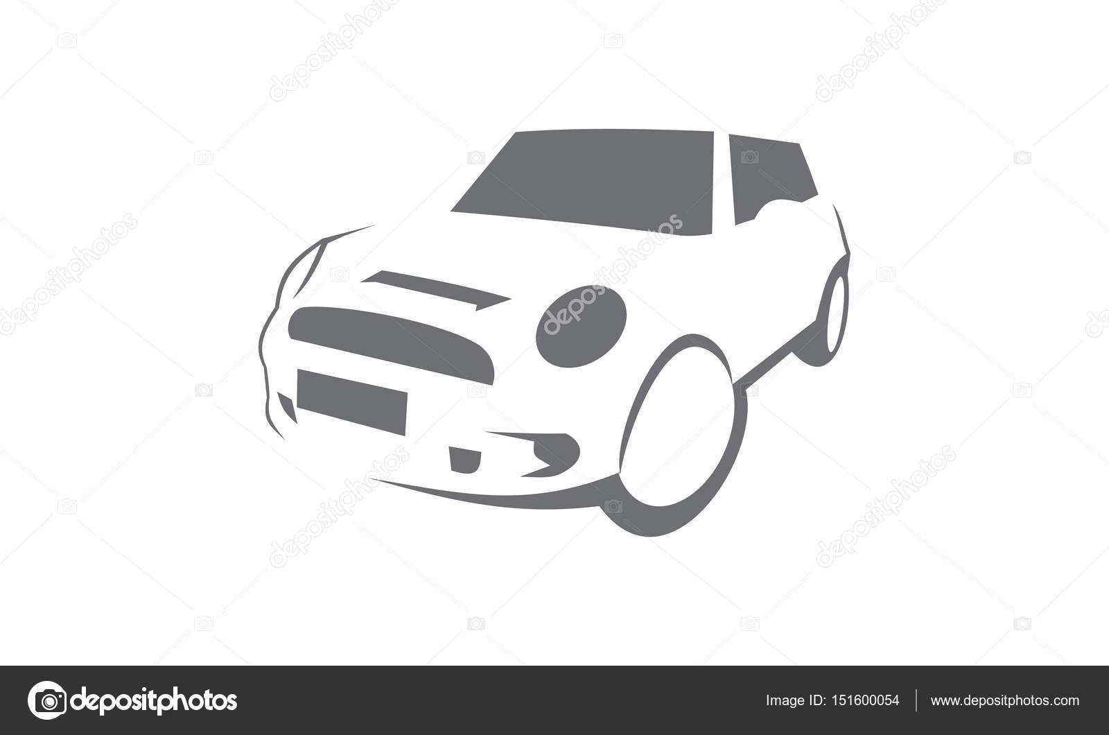 Plantilla de logotipo de coche — Foto de stock © alluranet #151600054