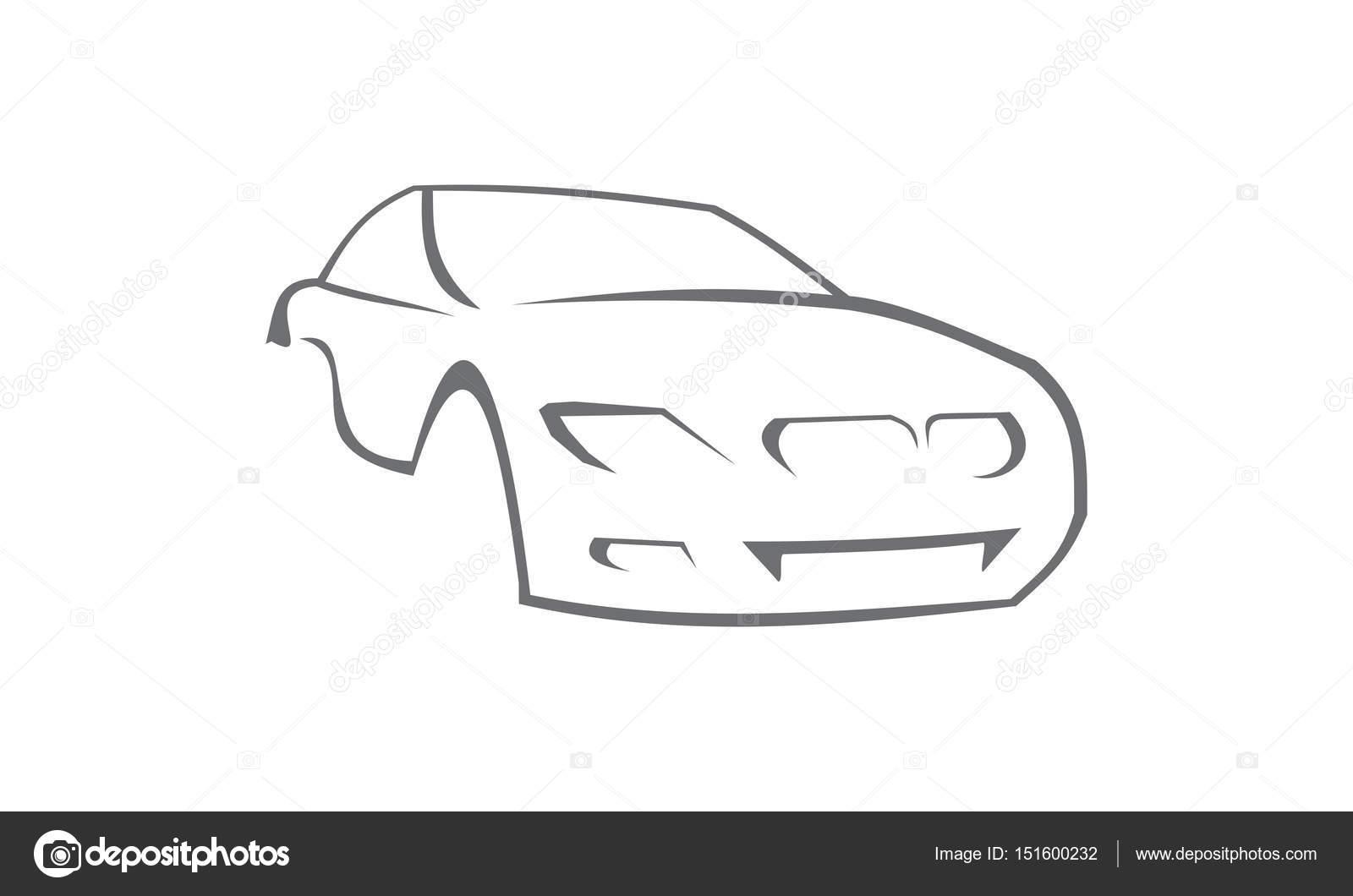 Plantilla de logotipo de coche — Foto de stock © alluranet #151600232