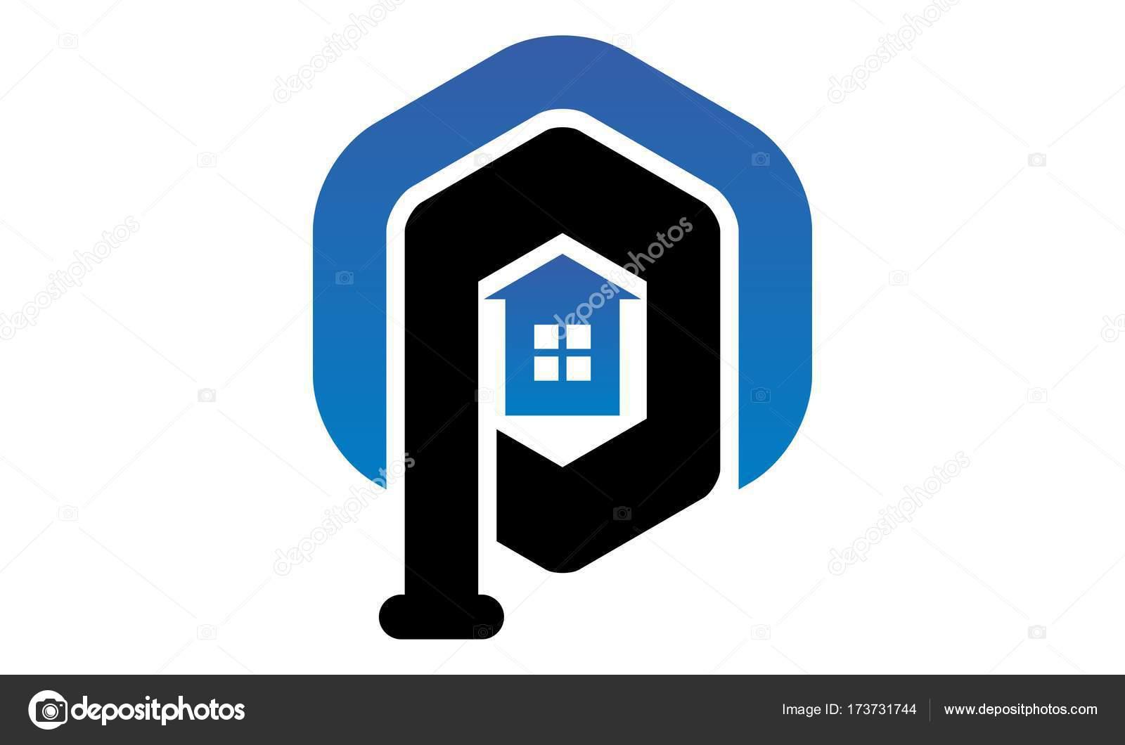 pipe solutions logo design template vector stock vector