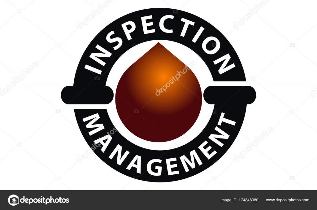 Gestión de inspección de aceite — Vector de stock © alluranet #174848380