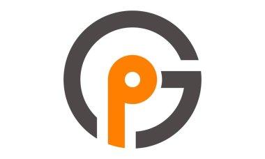 Letter GP Modern