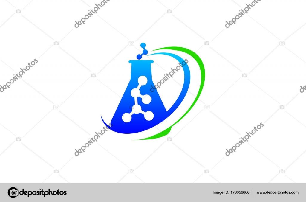Investigación de laboratorio global — Vector de stock © alluranet ...