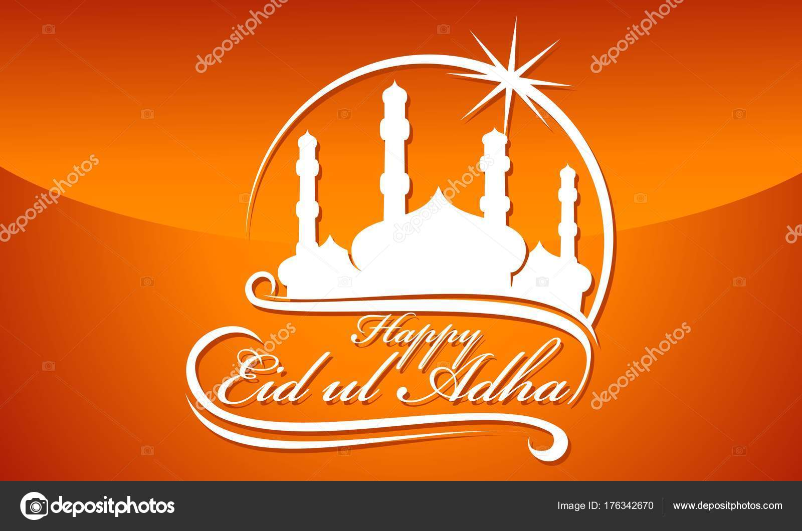 ᐈ idul adha greeting card stock icon royalty free idul adha backgrounds download on depositphotos https depositphotos com 176342670 stock illustration happy ied ul adha html