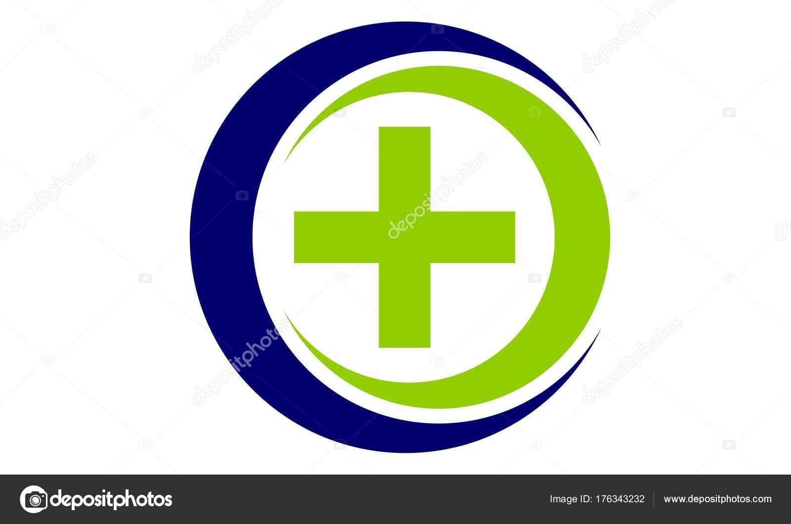 Medical Health Solutions Center Stock Vector Alluranet 176343232