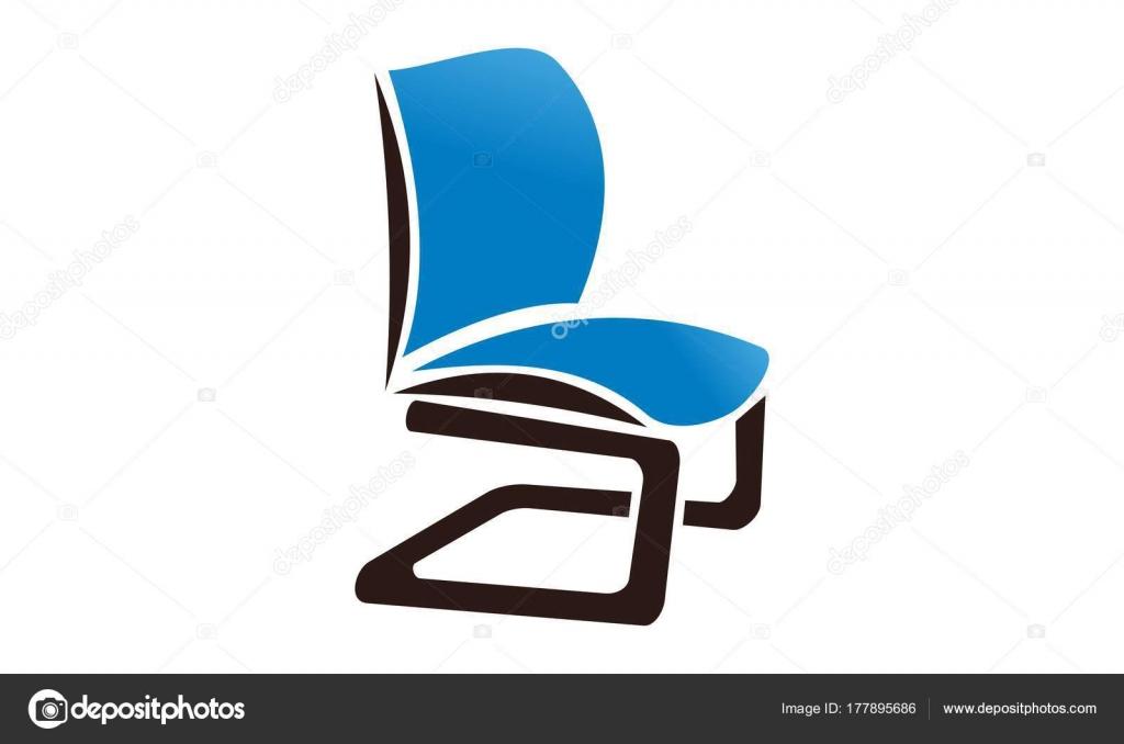 Chair Logo Design Template Vector — Stock Vector © alluranet #177895686