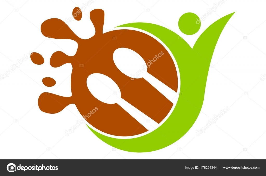 Salud restaurante Cafe y Bar — Vector de stock © alluranet #178293344