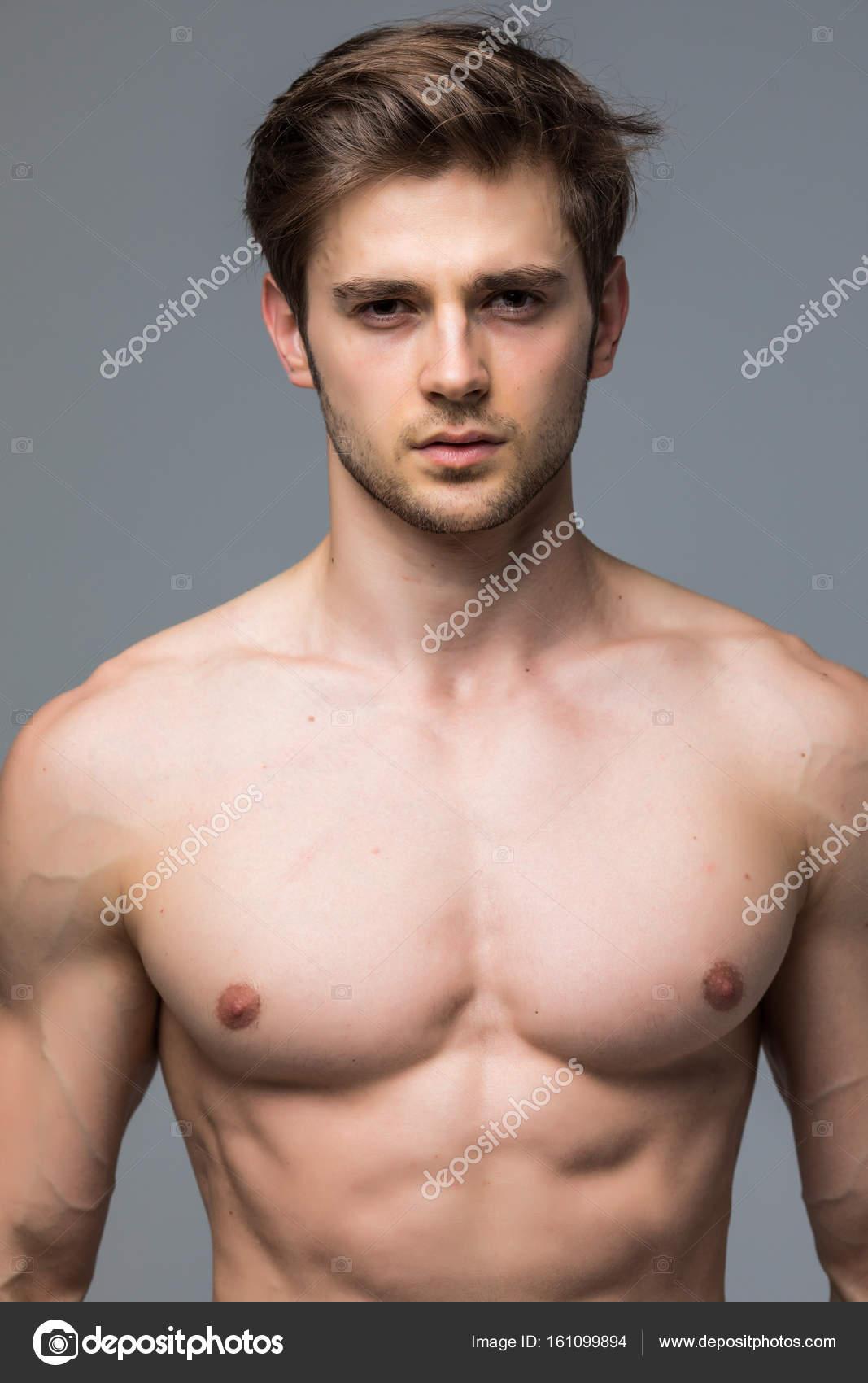 Naked men handsome