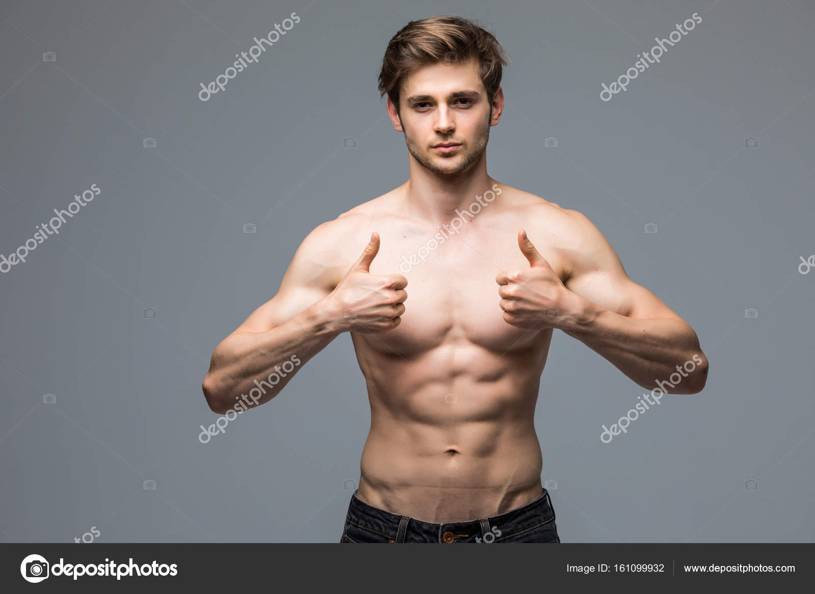 hot male muscle