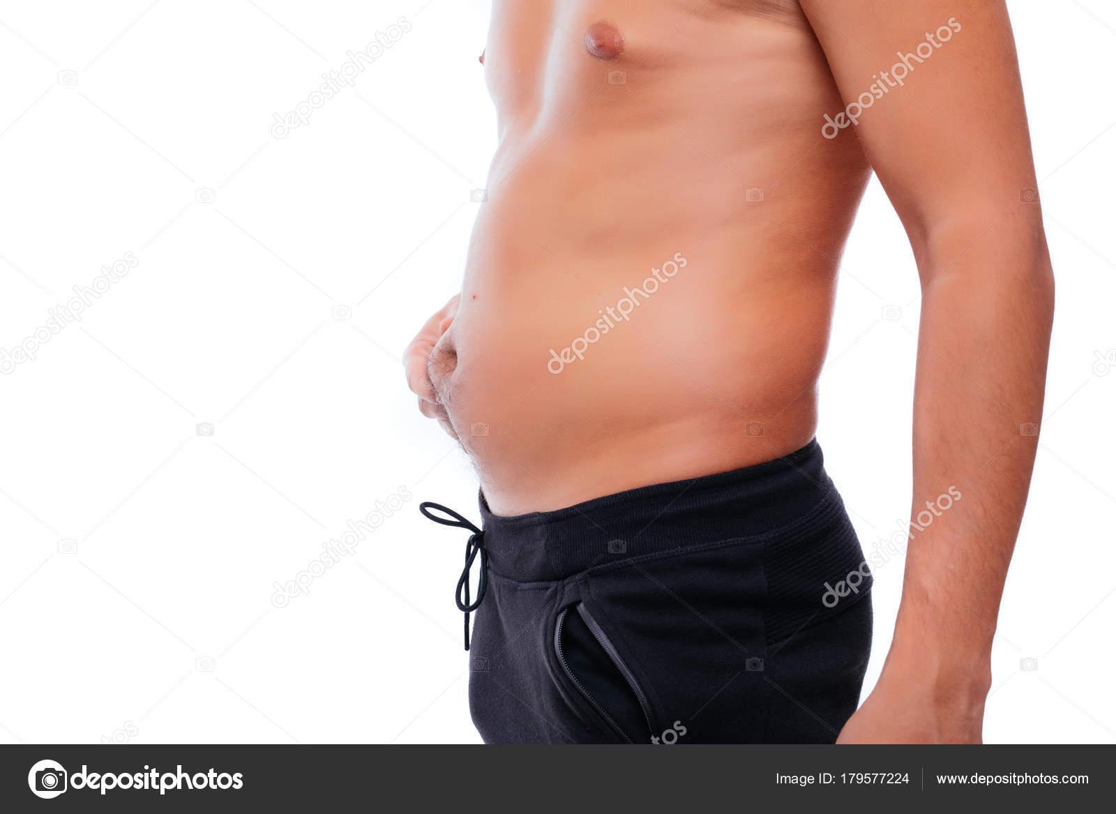 Exceso de grasa abdominales