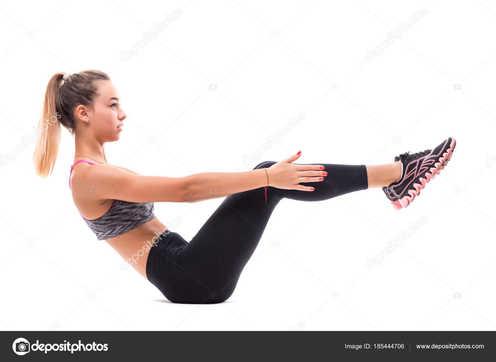 Сексуальные упражнения для пресса