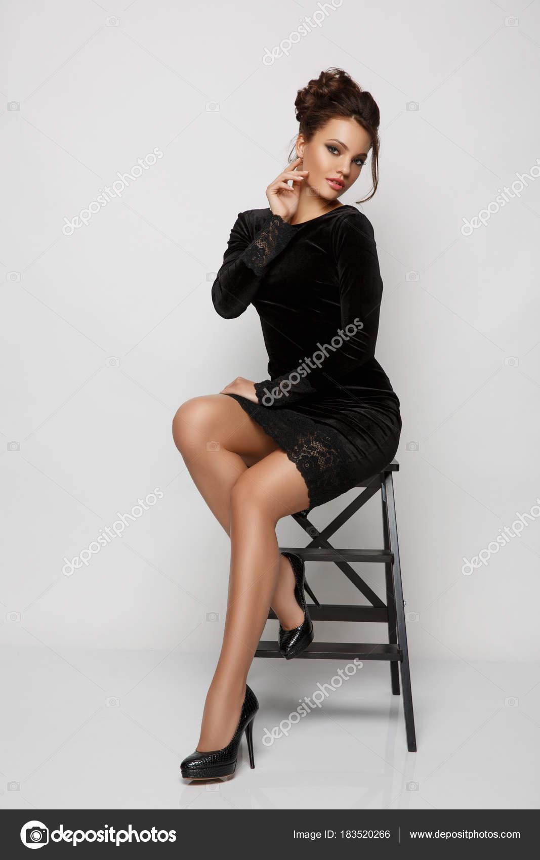 Szexi fekete nő képek