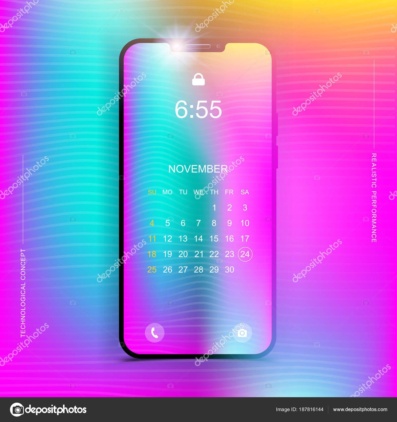 Smartphone hintergrund format
