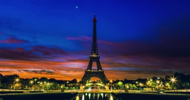 Noc za dnem z Paříže, Francie