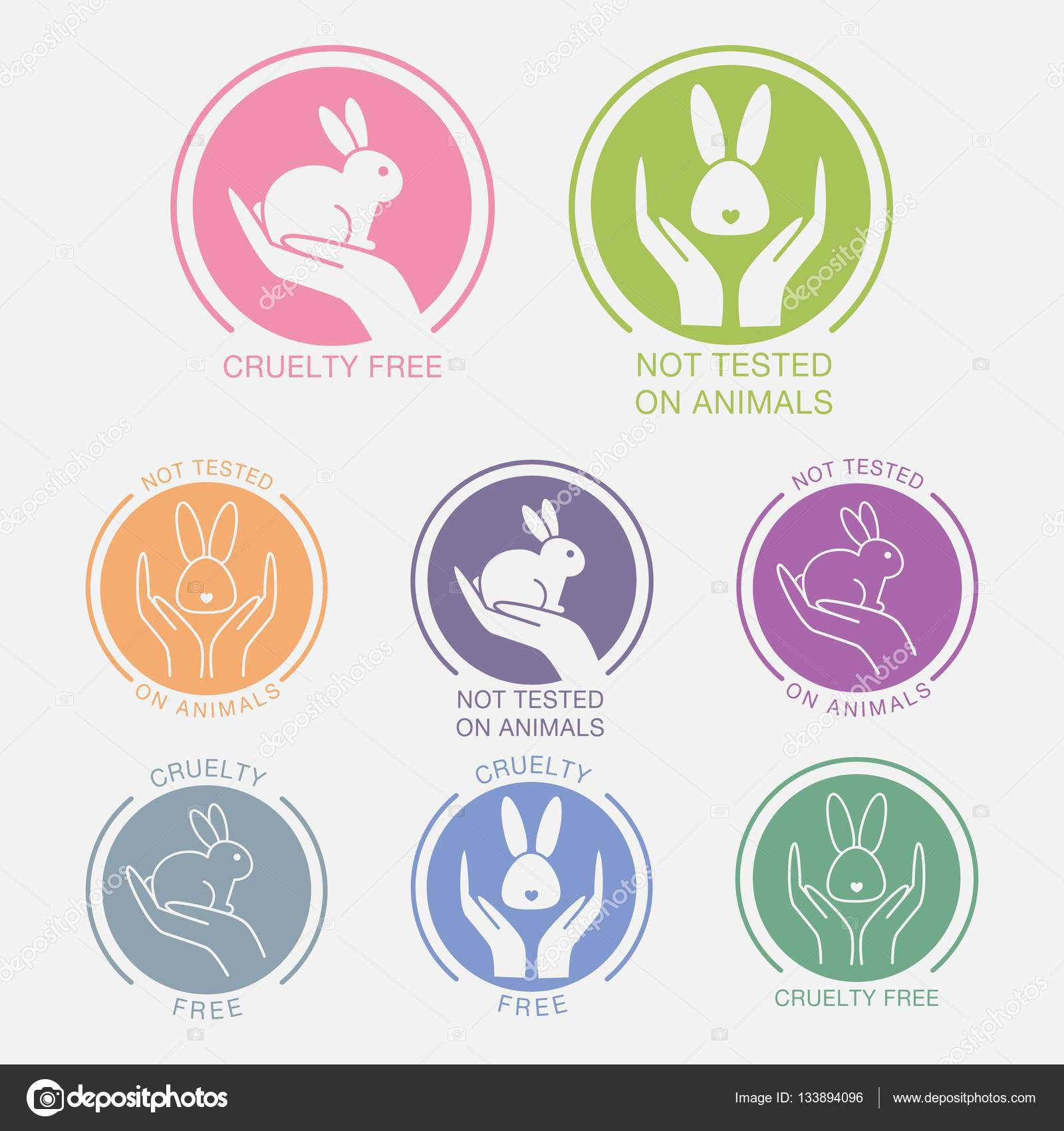No animals testing icon animal cruelty free icon stock vector no animals testing icon design not tested sign animal cruelty free icon product not tested on animals symbol can be used as sticker logo stamp icon biocorpaavc Gallery