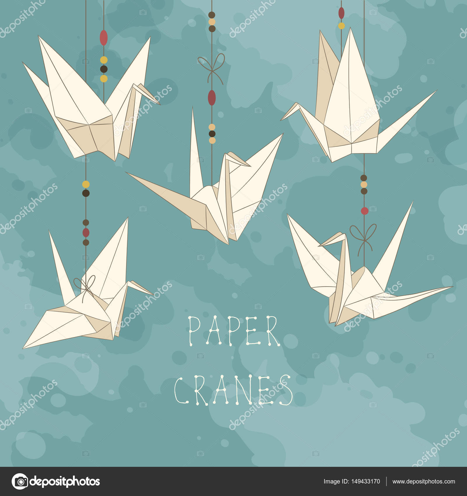 Paper crane: how to make a figure symbolizing happiness
