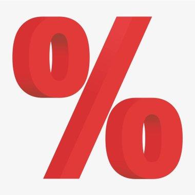 3D figure percent