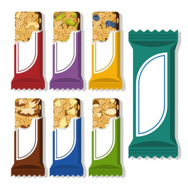 granola bar set